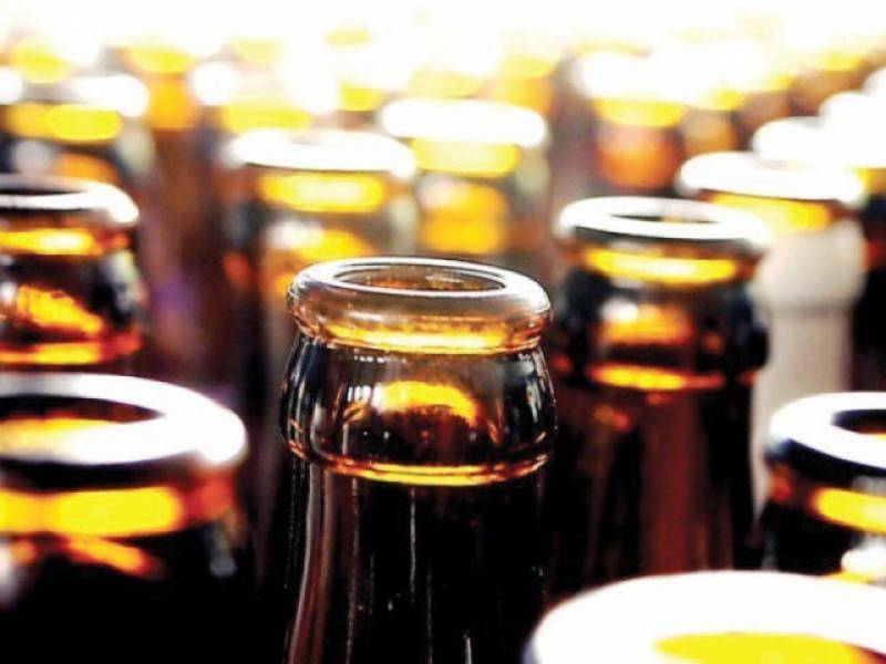 Beware of this beverage-filling factory, PFA seals it