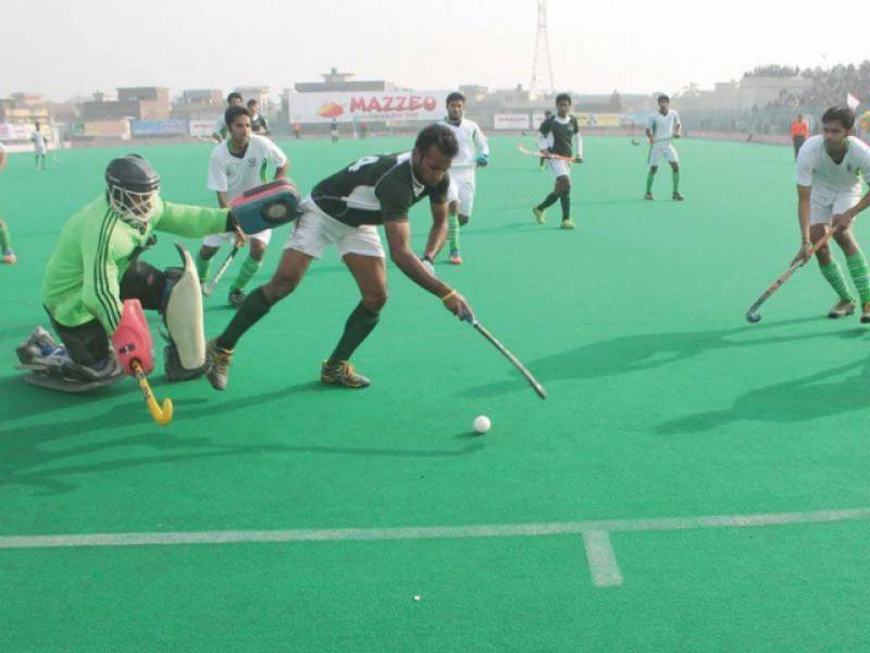 Hockey Team training camp starts in Islamabad ahead of Asia Cup