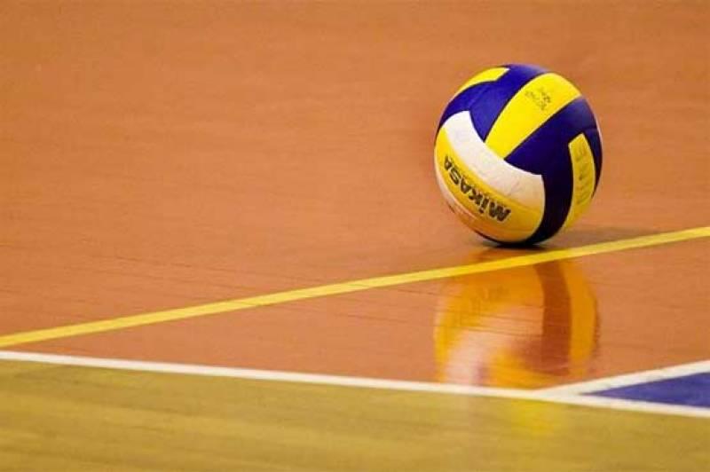 Pakistan beat Iran in Asian Volleyball championship