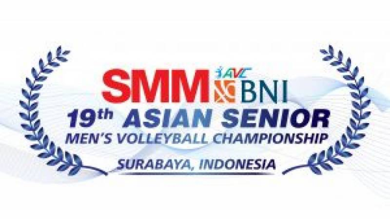 Pakistan to face Hong Kong in 19th Asian men's volleyball championship