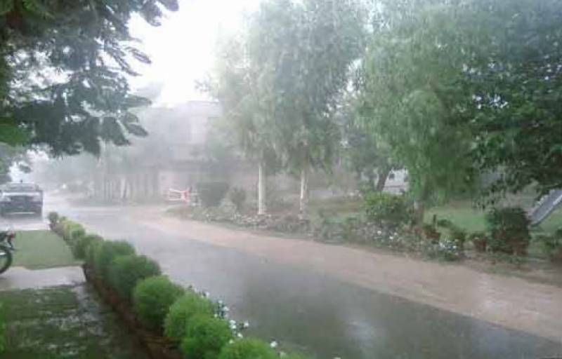 Heavy rain expected in different parts of country