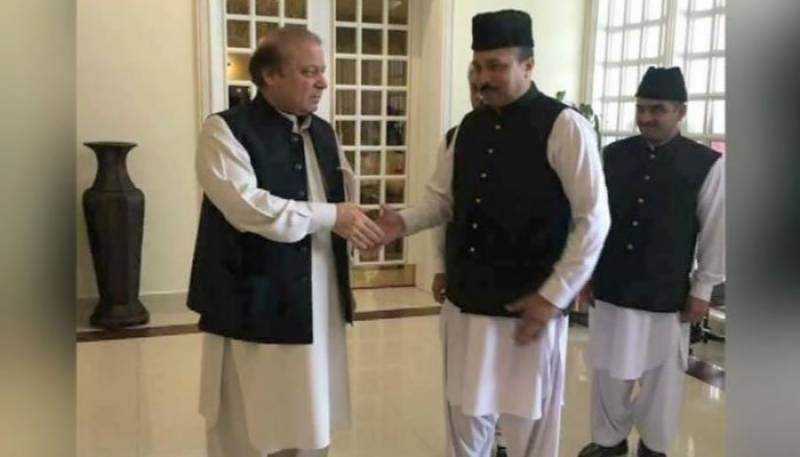 Nawaz Sharif leaves PM House, off to Murree with family