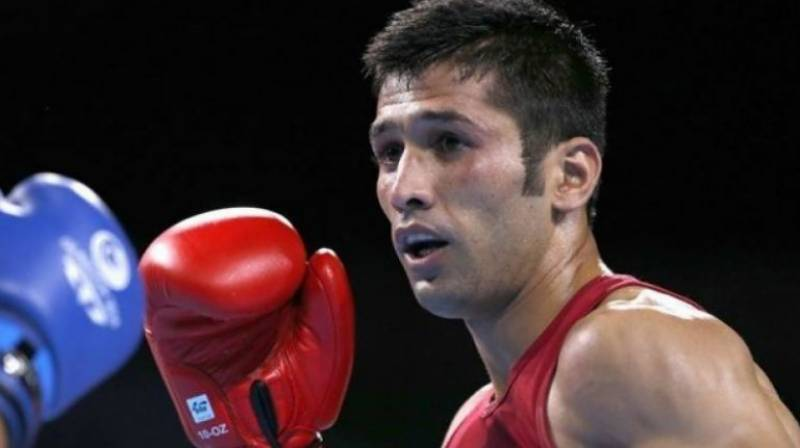 Pakistani boxer Muhammad Wasim wins international fight in Panama