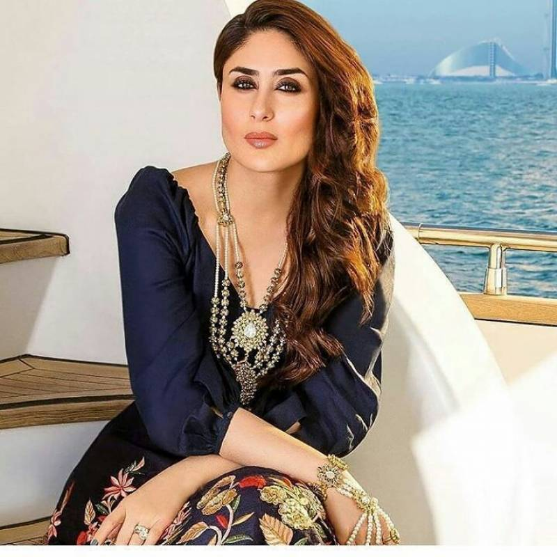 Kareena Kapoor looks royalty personified in latest photoshoot