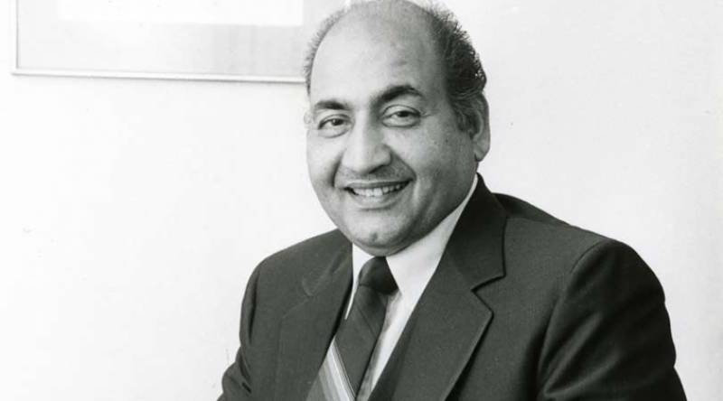 Mohammed Rafi being remembered on 37th death anniversary