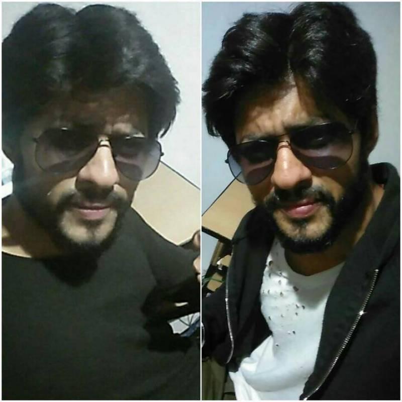 Doppelganger of SRK swirls through internet