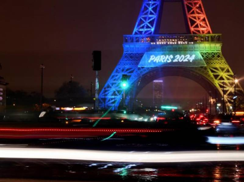 Paris to host Summer Olympic Games 2024