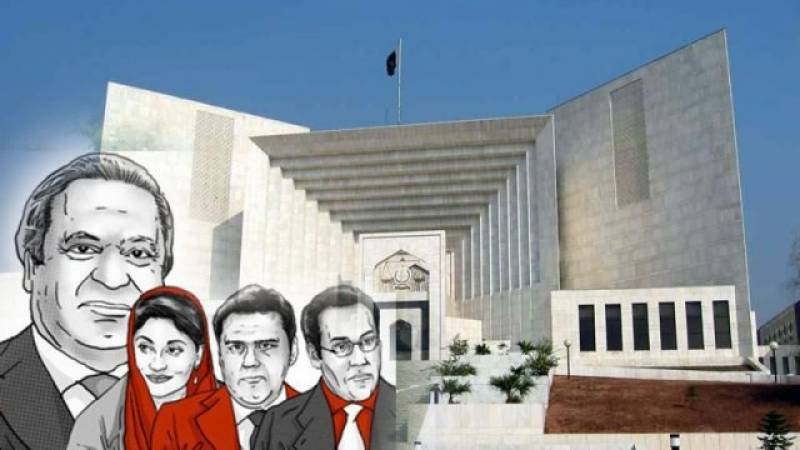 Petition filed for arrest, put Sharif family's name on ECL