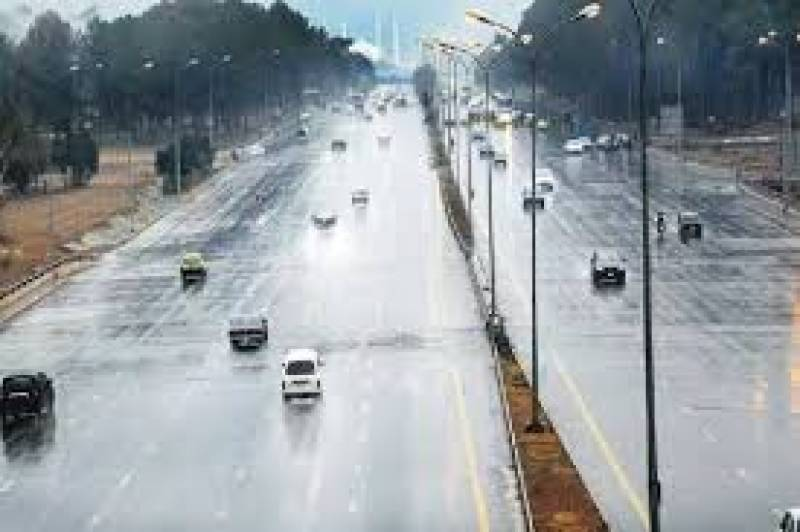 Rain spell to continue in different parts of country: met