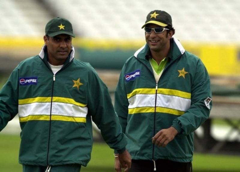 Wasim Akram, Waqar Younis reunite for PSL's Multan franchise