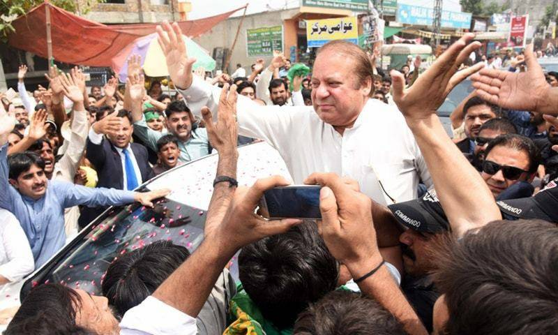 Ousted PM Nawaz Sharif will come to Lahore via GT Road