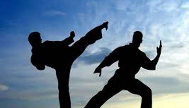 Pakistan bag two gold, 4 silver medals in South Asian Karate Championship
