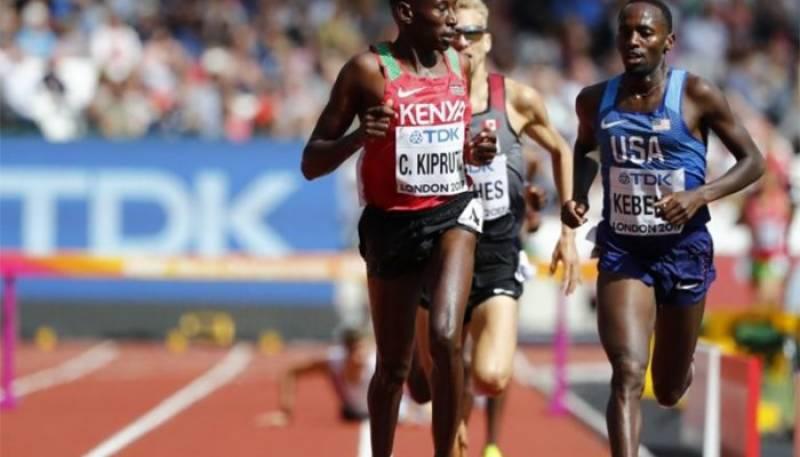 Kenya struggle in World Championships 3,000m steeplechase heats