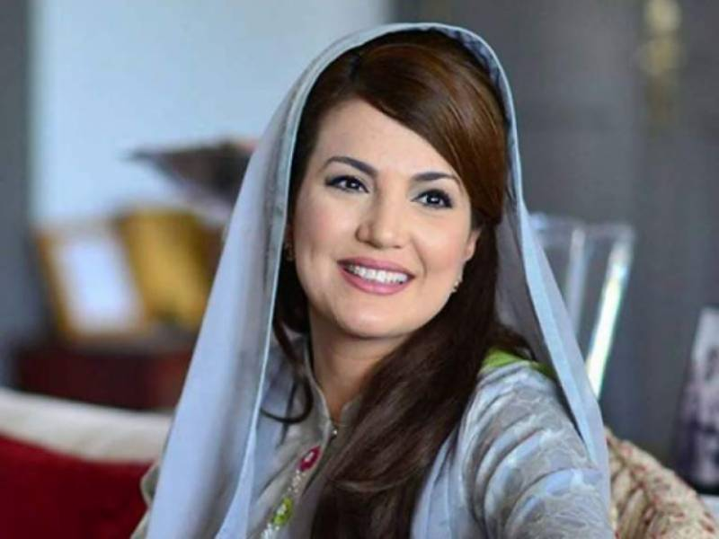 Reham Khan denies any contact with Ayesha Gulalai, Amir Muqam