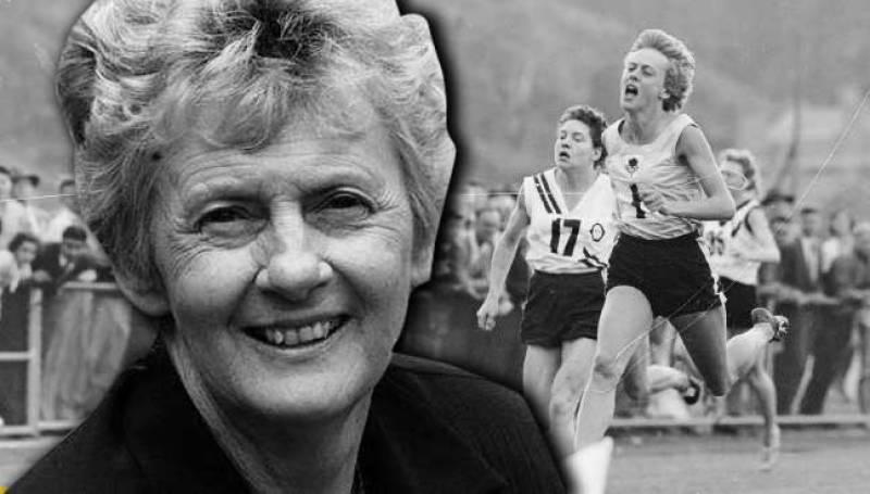 Australian Olympic legend Betty Cuthbert dies at 79