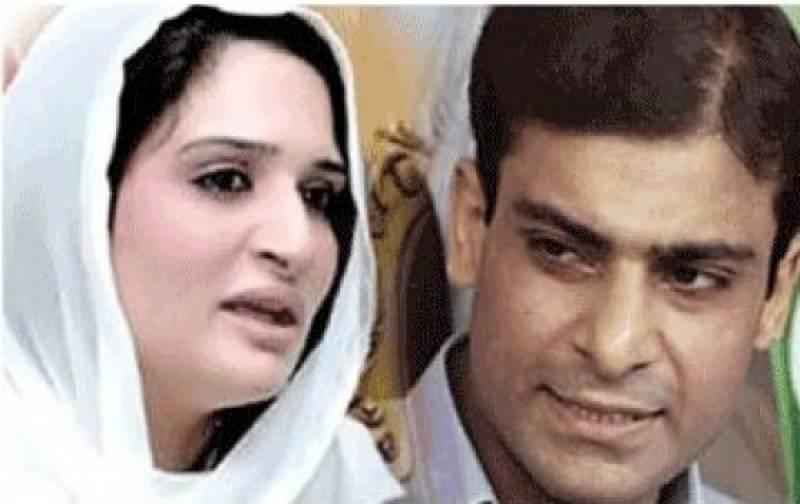 Ayesha Ahad serves legal notice to Rana Sanaullah