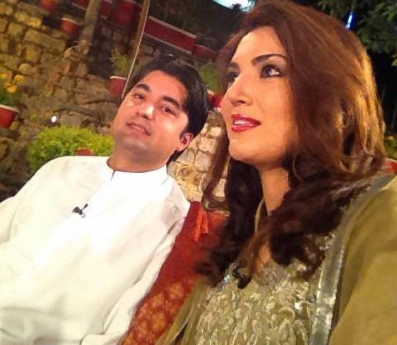 'Truth will hurt you', Reham Khan warns Murad Saeed