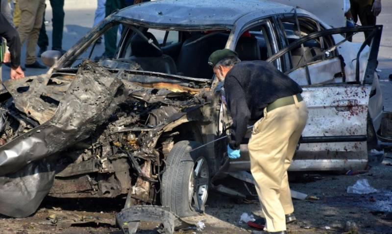 Four 'TTP men' killed in gunfight near Lahore blast site: CTD