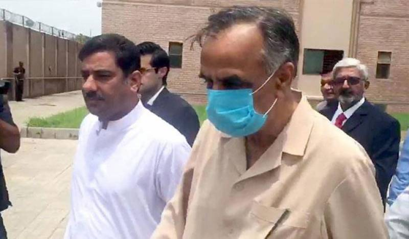 SECP former chief Zafar Hijazi gets post-arrest bail in record-tampering case