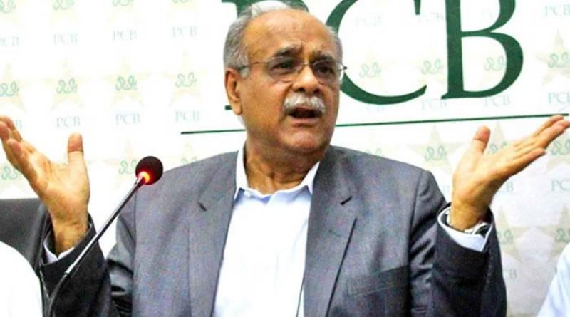 Najam Sethi becomes PCB chairman