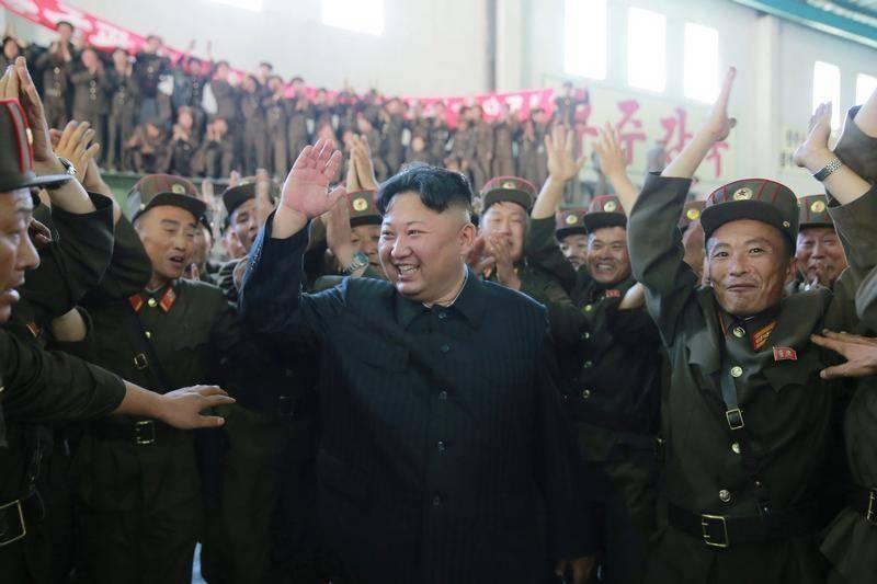North Korea slams Trump's warning, details Guam missile plan