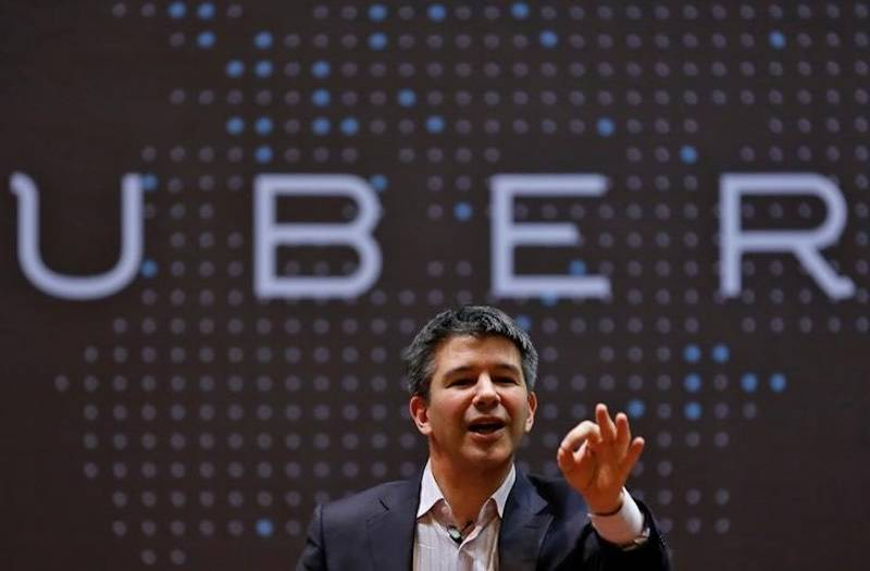 Uber investor sues to force former CEO Kalanick off board