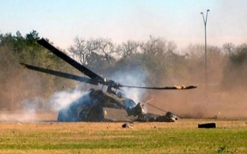 Four UAE soldiers killed in Yemen chopper crash