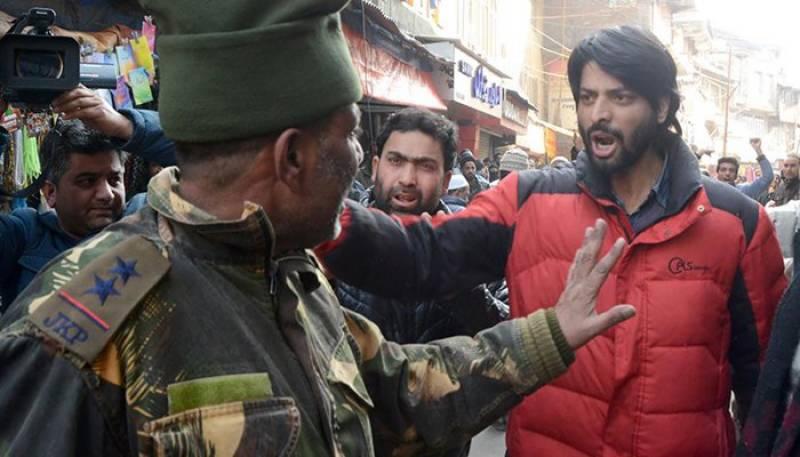 Indian forces martyr 3 Kashmiri