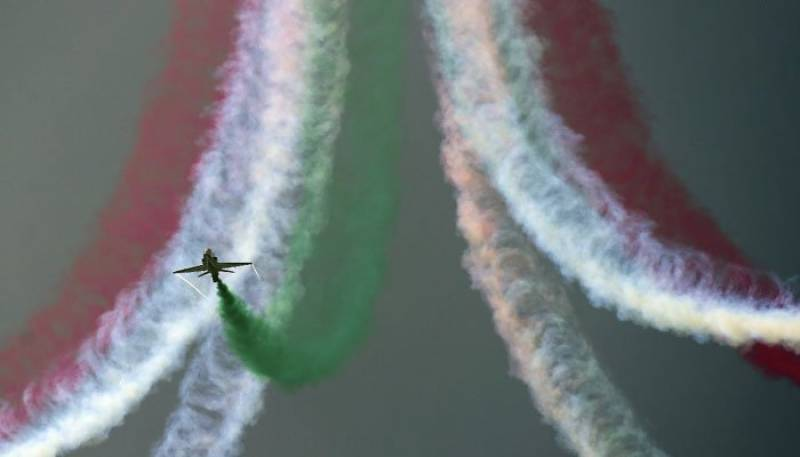 Independence Day air show: Turkish, Saudi aerobatic teams perform along with PAF