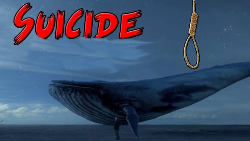'Blue Whale' drives 15-year-old to commit suicide