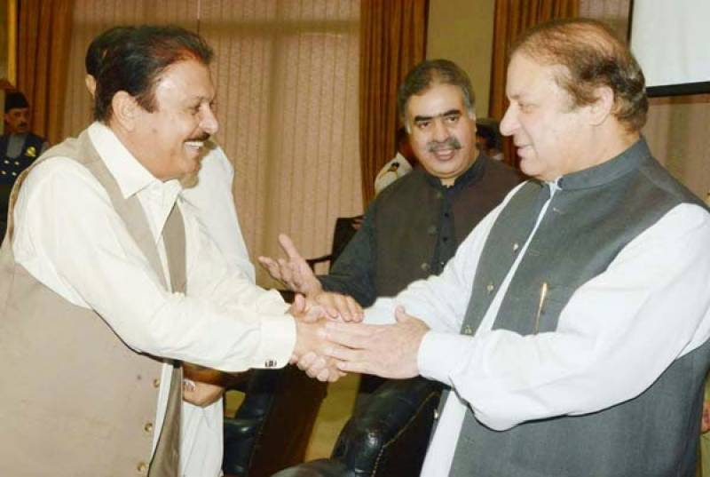 Sardar Yaqoob Nasir most likely to elect as PML-N's interim president: sources