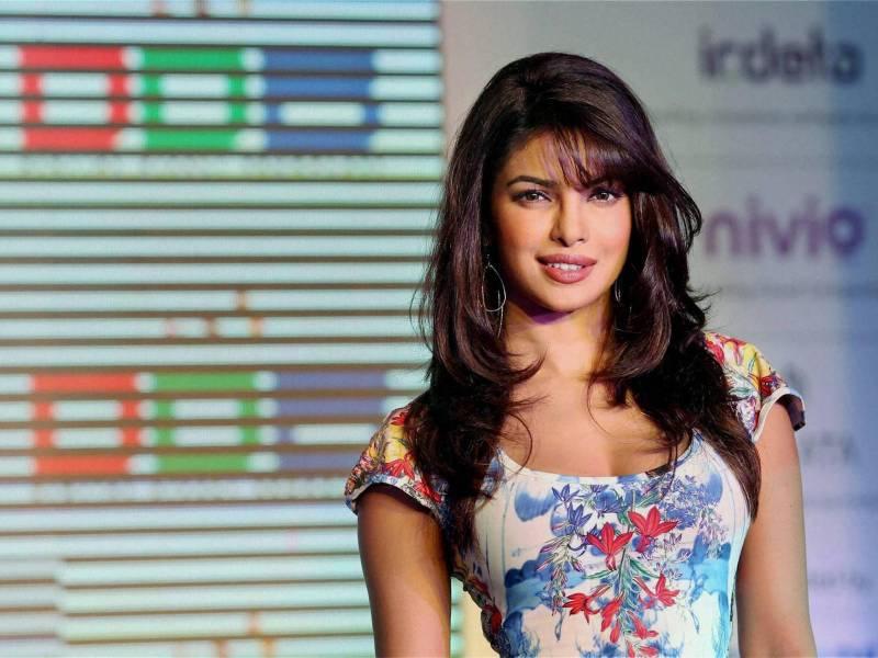 Suggestion prevailed to hang Priyanka Chopra with Indian 'Taranga'