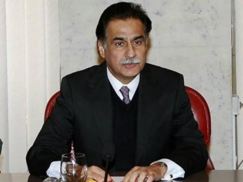 Ayaz Sadiq files references against Justice Asif Saeed Khosa