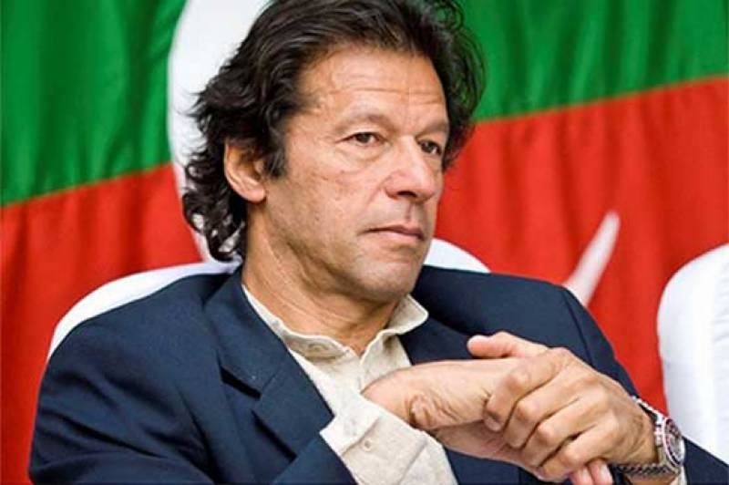 ECP issues show cause notice to PTI Chairman Imran Khan