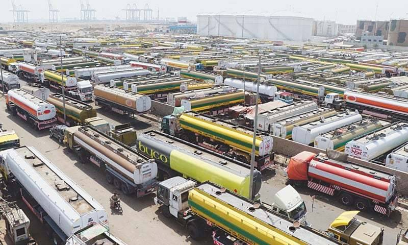 Oil tankers association threatens to go on strike again