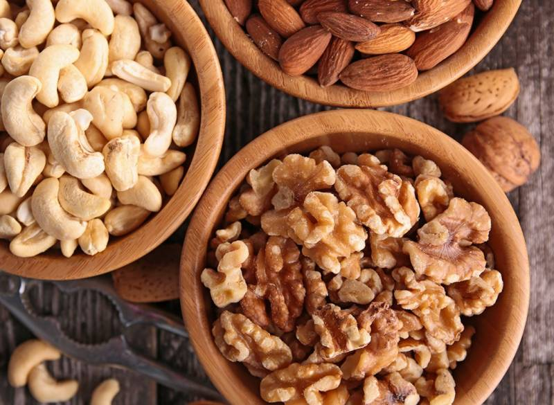 Walnuts help you to lose weight surprisingly: research