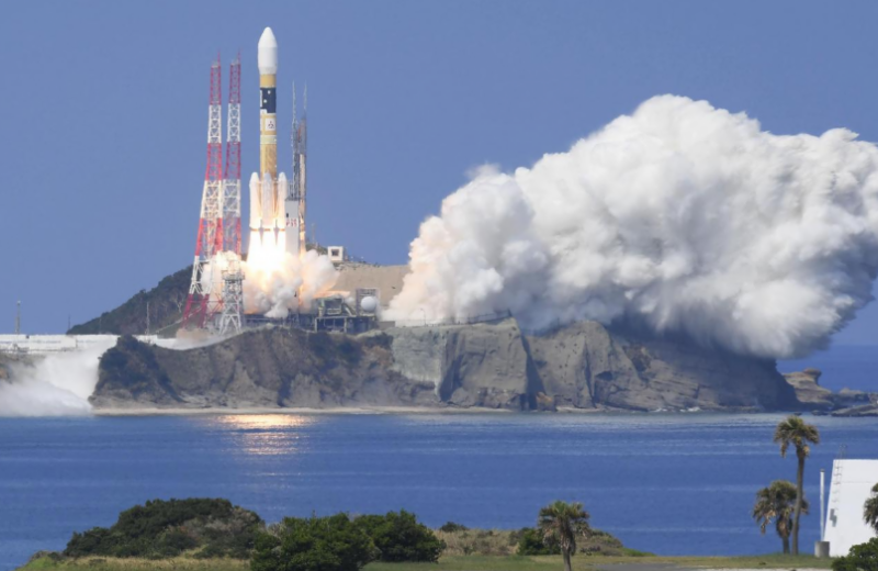 Japan launches H-2A rocket for advanced GPS operation