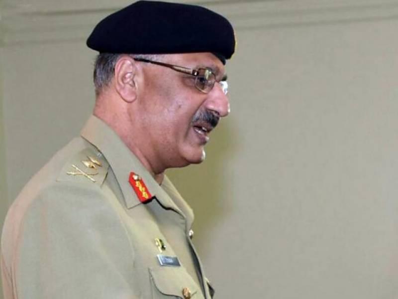 JCS chief Zubair Mahmood Hayat visits NESCOM