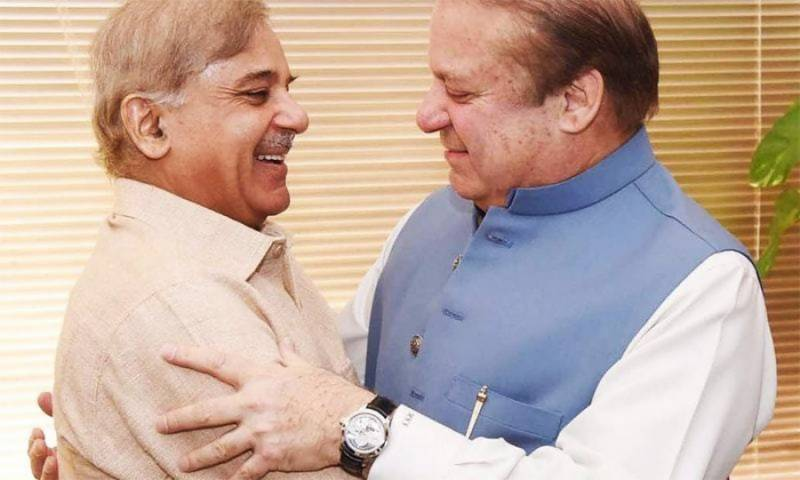 Ex-PM Nawaz to appoint Shahbaz Sharif as PML-N president on September 7