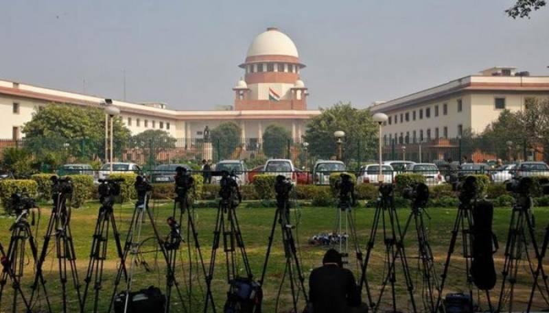 Indian Supreme Court bans instant 'triple talaaq'