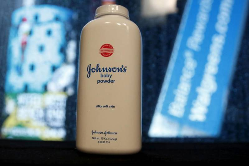 Massive California verdict expands J&J's talc battlefield