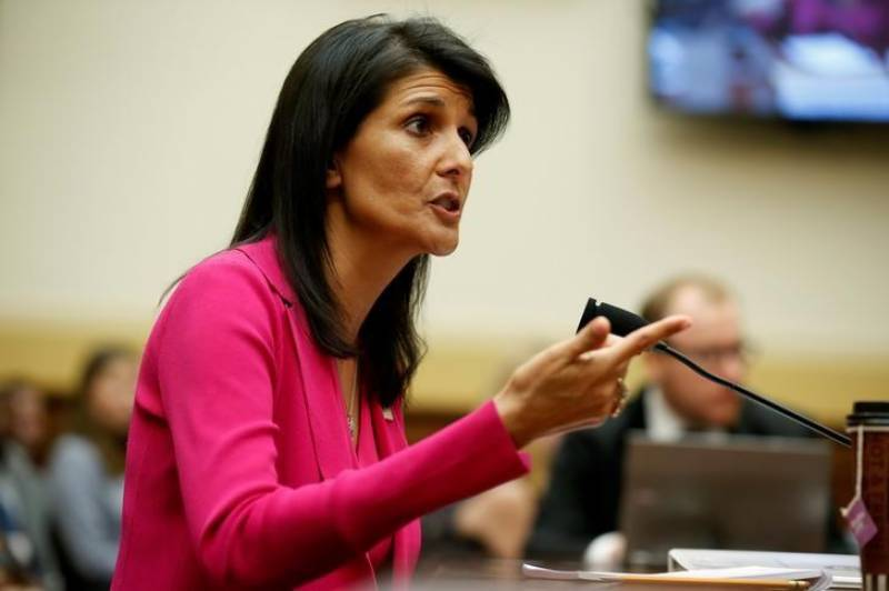 US asks UN if Iran military sites to be checked under nuclear deal