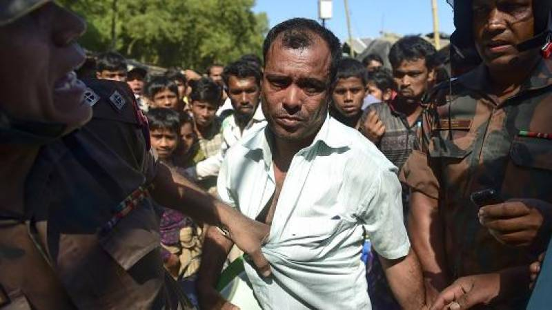 At least 32 killed in Myanmar as Rohingya insurgents stage major attack