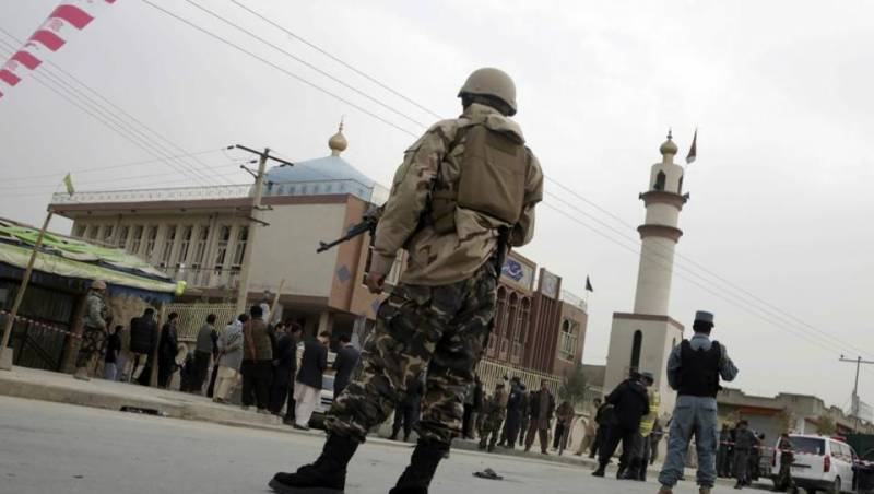 Gunmen attack Shia mosque in Afghan capital: police