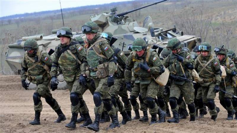 Russia should be transparent about its military drills: NATO