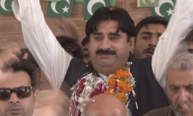 Ex-PTI minister Ziaullah Afridi joins PPP