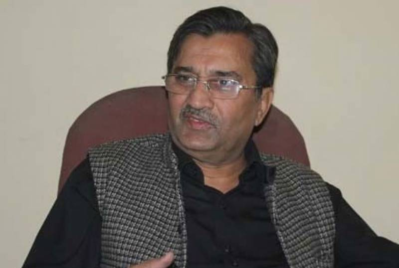 NA-120 by-polls: ECP restricts Pervaiz Malik from campaign