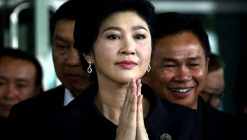 No plan to revoke passports of former PM Yingluck: Thailand