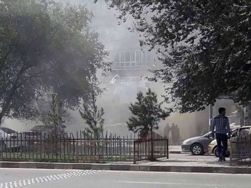 Four killed in blast near US embassy in Afghanistan