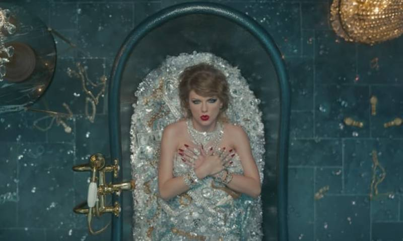 """Watch: Taylor Swift's """"LWYMMD"""" new music video goes viral"""